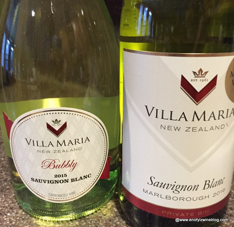 A Taste of Villa Maria; First Sip of Summer