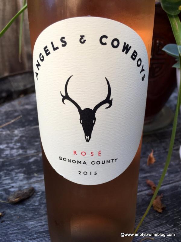 2015 Angels & Cowboys Rosé