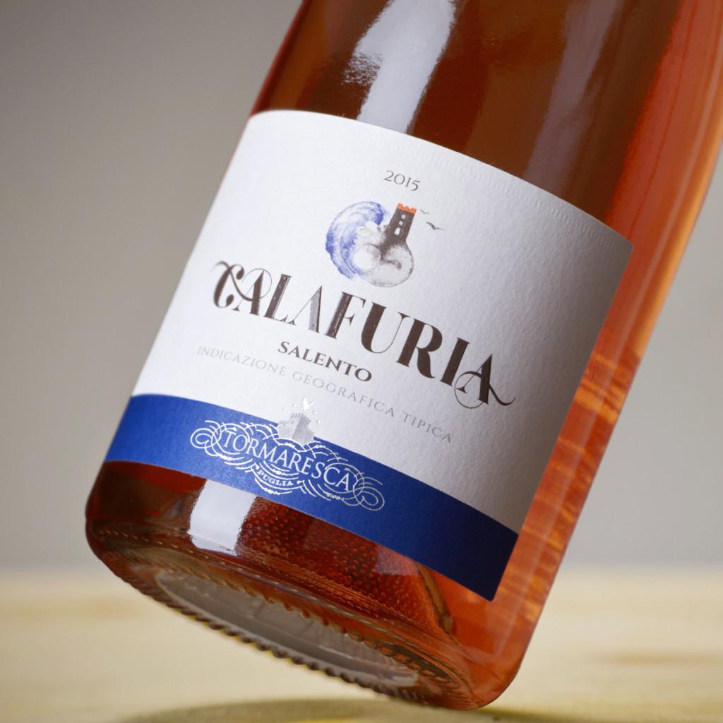 #SundayFunday With Tormaresca Calafuria Rosé
