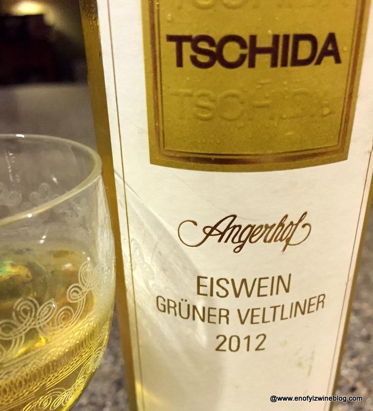 2012 Weingut Angerhof-Tschida Grüner Veltliner Eiswein