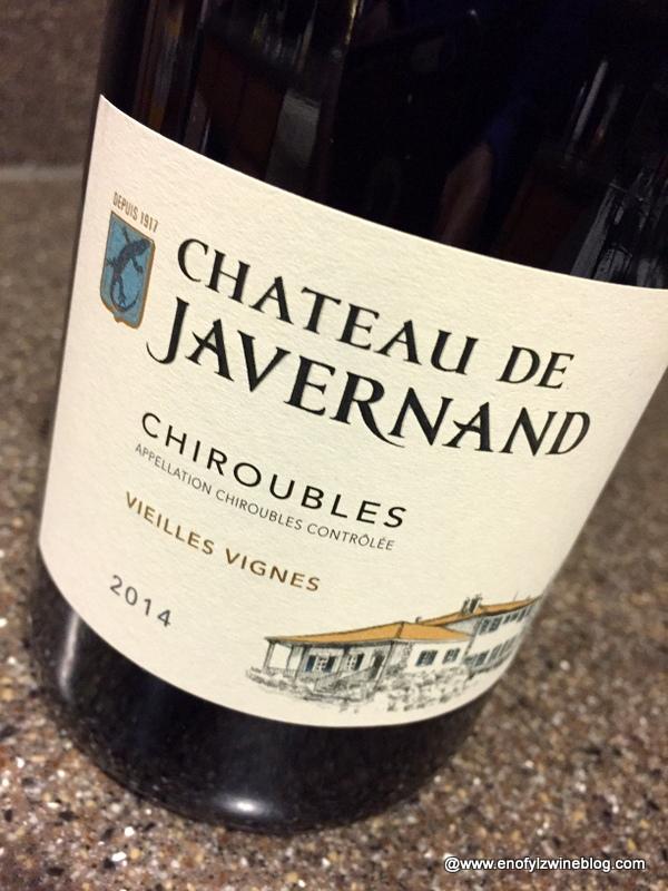 """2014 Chateau de Javernand """"Vieilles Vignes"""" Chiroubles"""