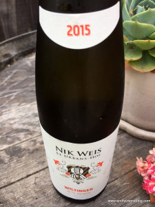 2015 St. Urbans-Hof Wiltinger Riesling Alte Reben
