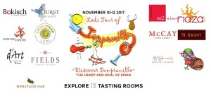 2017 Lodi Tour of Tempranillo