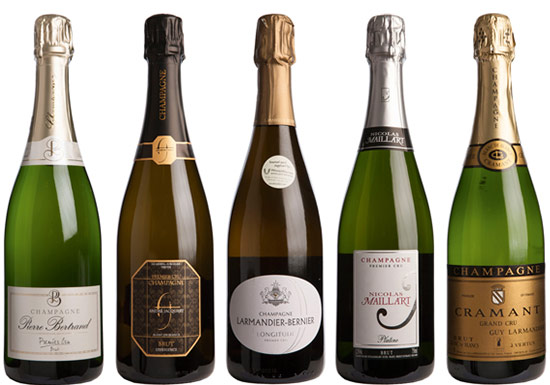 Non-vintage-grower-champagne